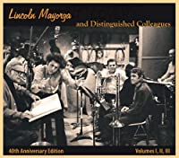 Lincoln Mayorga and Distinguished Colleagues by Lincoln Mayorga