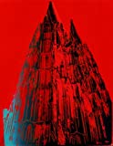 Kunstdruck / Poster Andy Warhol - Cologne Cathedral (red) -