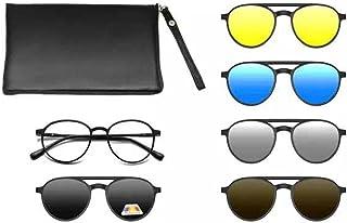 نظارات شمسية 5 في 1