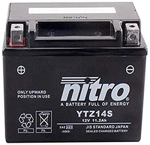 Nitro YTZ14S -N- Batería