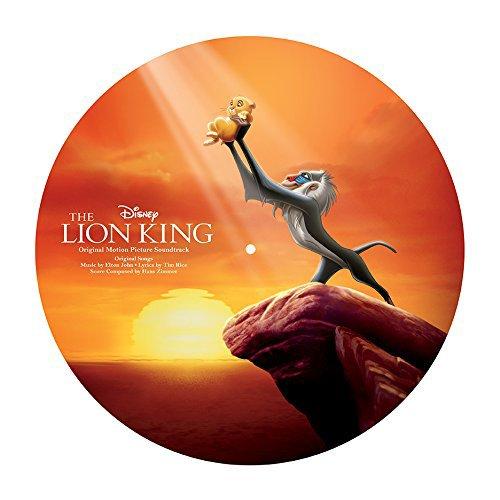 The Lion King (Original Motion Picture Soundtrack) [Disco de Vinil]