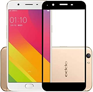Margoun 3D Curved Tempered Glass Screen Protector for Oppo F1s