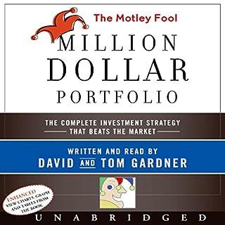 The Motley Fool Million Dollar Portfolio audiobook cover art