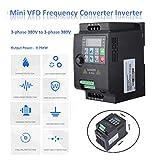 VFD inverter 380VAC 0,75KW,SKI780 Convertitore frequenza variabile trifase,inverter professionale per motore, convertitore frequenza, controllo PWM V/F Coppia corrente di uscita vettoriale