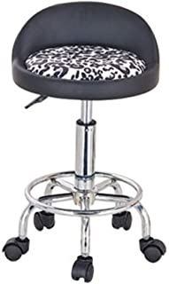RRH-Chair Dining Chair Bar Chair Swivel Leather Wheel Kitchen Breakfast Bar Stool Spot Manicure Tattoo Bar Barber Chair Barstool High Stools