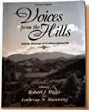 Voices from the Hills: Reading of Southern Appalachia