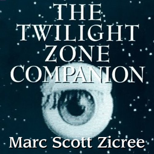 Page de couverture de The Twilight Zone Companion, 2nd Edition