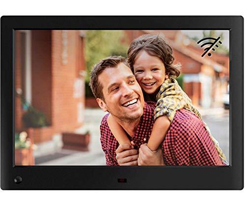 NIX Advance Marco Digital Fotos y Videos 10 Pulgadas HD. Pantalla IPS. Calendario, Reloj. Auto on/Off. Rotación automática. 8GB USB Incluido