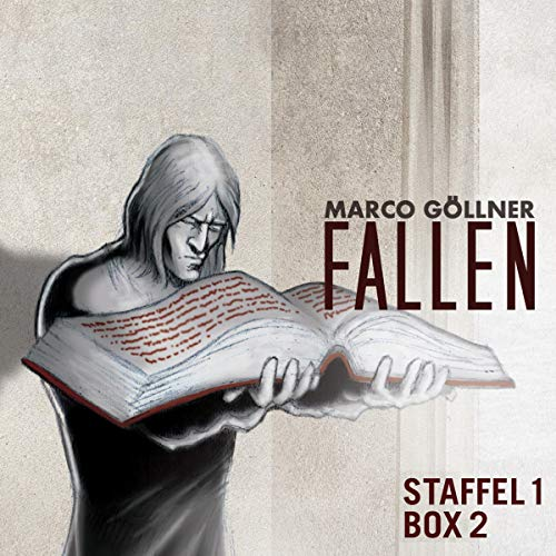 Fallen 4-6 (German edition) cover art