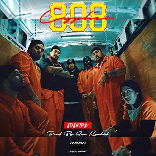 808Kidz feat. AK Flows, Mase B, Bassline, Rico Reigns, Misz Dluxx & Lost City Kid