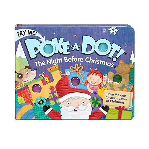 Poke-A-Dot: Night Before Christmas