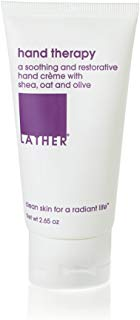 LATHER Hand Therapy Crème, 2.65 Ounce Tube