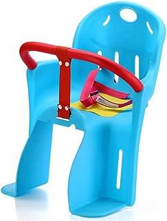 M-YN Asiento de Bicicleta para niños Asiento de la Bicicleta Infantil de Montaje Posterior del Asiento Infantil for los niños pequeños de Bicicletas Ultraligero Bebés y Niños Carrier Barandilla