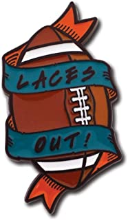 Ace Ventura Laces Out Collector Pin