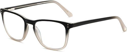discount Foster Grant Camden Multifocus Rectangular Reading Glasses, Tortoise/Transparent, online sale 51 mm online sale + 1.25 outlet sale