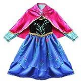 Prinzessin Kostüm Mädchen Kleid