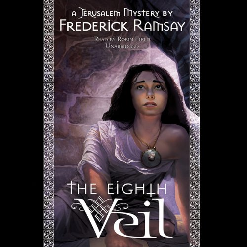 The Eighth Veil audiobook cover art
