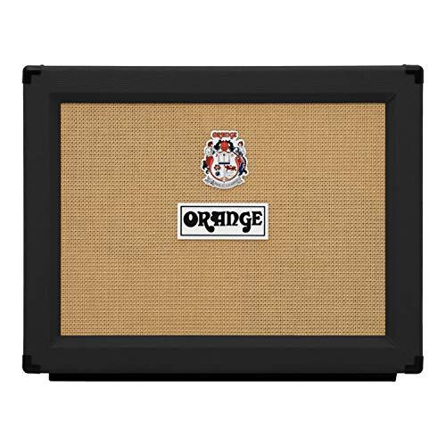 Orange PPC 212 OB Open Back 2x12 Cabinet (Black)