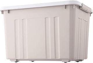 Panier de rangement Boîte de Consolidation en Plastique 52 * 38 * 34cm de Consolidation de Stockage de Casse-croûte de Voi...