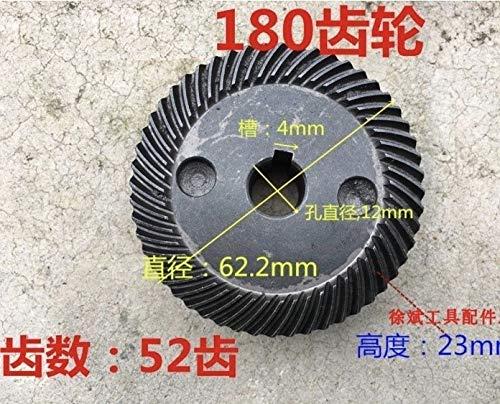 F-MINGNIAN-TOOL, 1 st 52 tanden 180 Polijstmachine Gear Auto Polijstmachine Onderdelen