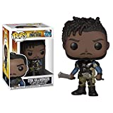 LiQi Pop Vinyl: Black Panther - Erik Killmonger Figura 278#...