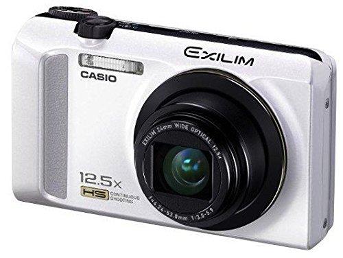 Casio Exilim EX-ZR200 - Cámara digital 16.1 Megapíxeles