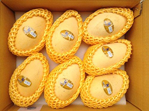 タイ産 マンゴー 2.8kg(6-9玉) ナムドクマイ種 コクのあるまろやかな甘みと適度な酸味 新鮮 タイ輸入