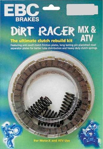 EBC DRC Dealing full price reduction Dirt Racer Clutch KX125-1994-2002_DRC73 specialty shop - KIT Kawasaki