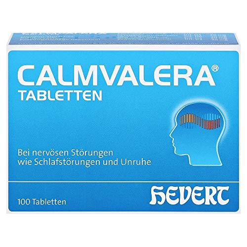 CALMVALERA HEVERT Tabletten, 100 St