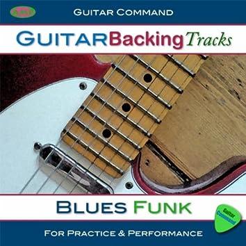 Guitar Backing Tracks - Blues Funk