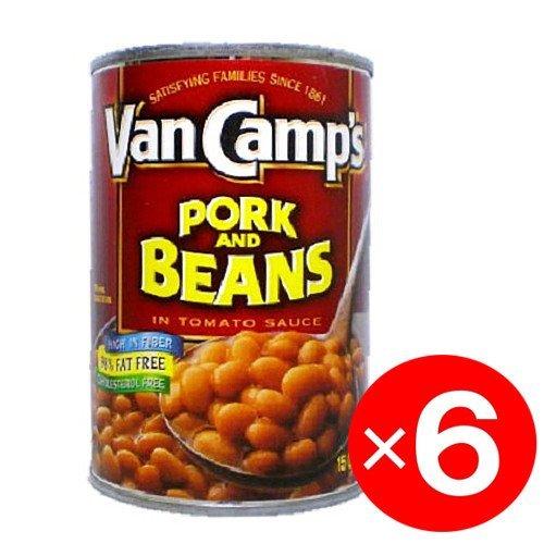 Van Camps Pork and Beans