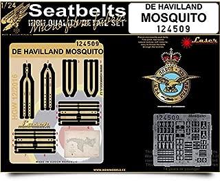 HGW 1/24 Scale Seatbelts De Havilland Mosquito Aircraft - 124509