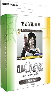 Final Fantasy TCG Unidad Mazo OP 8 FF VII