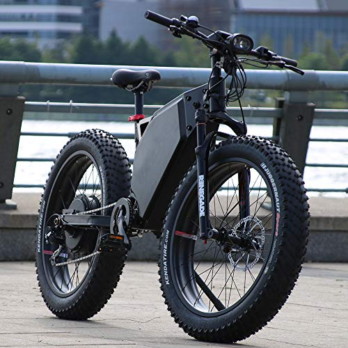 QS 5000W SUPER Fat Bad 5000W Ebike 80km/h to Your Door Tax Free