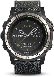 GARMIN佳明D2 Charlie多功能光电心率北斗GPS三星定位中国大陆地图导航航空钛合金手表运动户外登山骑行游泳跑步智能腕表