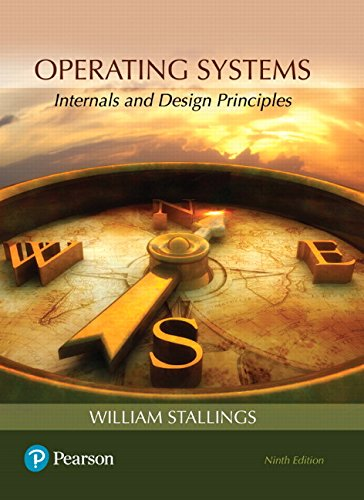 Operating Systems: Internals and...
