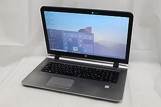 良品 SSD-256G 17インチ HP 470G3 Windows10 六代i5-6200U 8GB AMD Radeon R7 M340 無線 Bluetooth カメラ Office有 中古パソコン