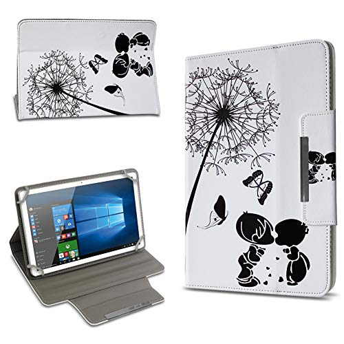 UC-Express Universal Tablet Schutz Hülle 10-10.1 Zoll Tasche Schutzhülle Tab Hülle Cover Bag, Motiv:Motiv 9, Tablet Modell für:ARCHOS 101c Platinum