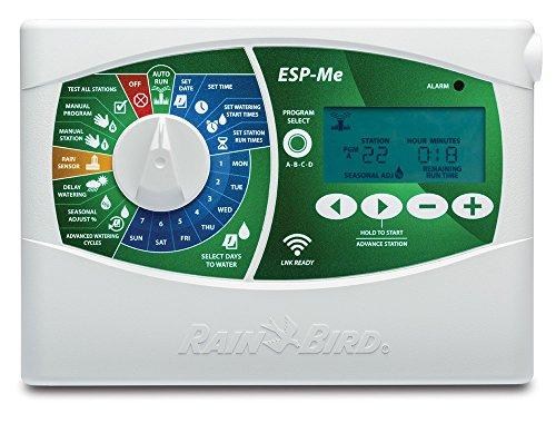 Rain Bird *NEUHEIT* ESP-ME Modulares Steuergerät, 4-Stationen Basismodell. WiFi Compatible. Erweiterbar bis zu 22 Stationen.