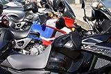 Adhesivos 3D Protecciones Lateral Depósito Compatible X Moto Honda Varadero 1000
