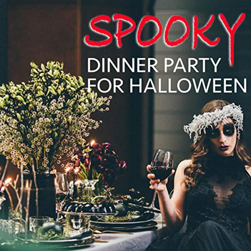 Spooky Dinner Party For Halloween