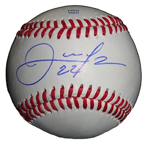 Jose Lopez Seattle Mariners MLB Hand Signed Rawlings MLB Baseball