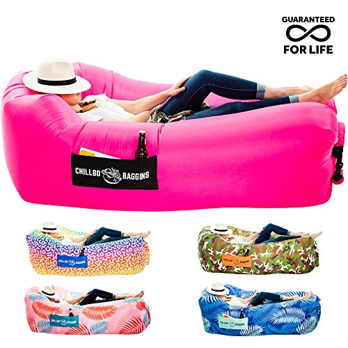 Chillbo Baggins 2.0 Inflatable Lounger Hammock Air Sofa