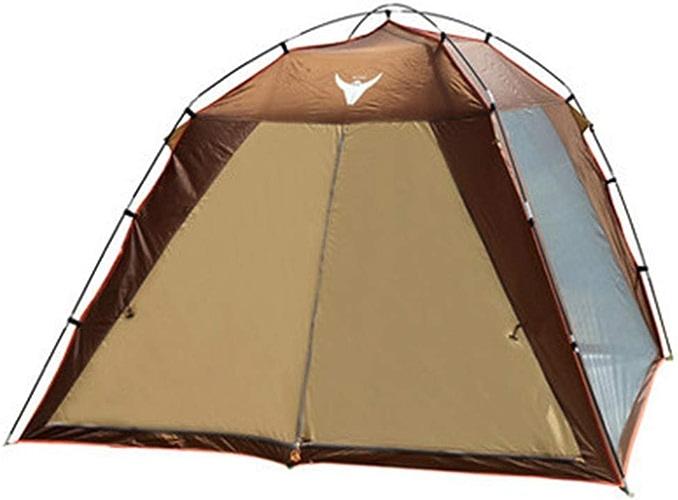 Tente de Camping en Plein air Couple Tente de Loisirs de la Plage 2-3 Personnes