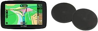 """TomTom Via 53 - GPS Navegación con Pantalla táctil de 5"""", Mapa de 48 países + Discos Adhesivos, para el salpicadero para T..."""