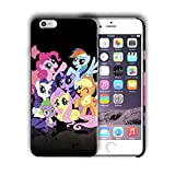 Hard Case Cover with Cartoon design for Iphone models (pony11) (Iphone 6 6s 4.7in)