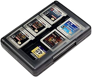 massmall 24-in-1 Game Card Case Compatible With 3DS