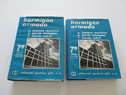 HORMIGON ARMADO. 2 TOMOS
