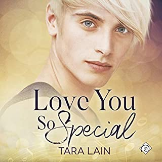 Love You So Special audiobook cover art