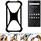 K-S-Trade® Handyhülle Für BlackBerry KEY2 (Dual-SIM)